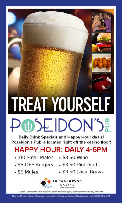 Poseidon's Happy Hour