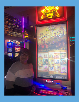 Ocean Downs Casino Jackpot Winner